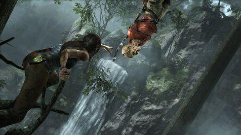 Tomb Raider har fått seg ein finpuss.