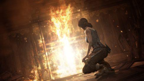 Tomb Raider. (Bilde: Square Enix).