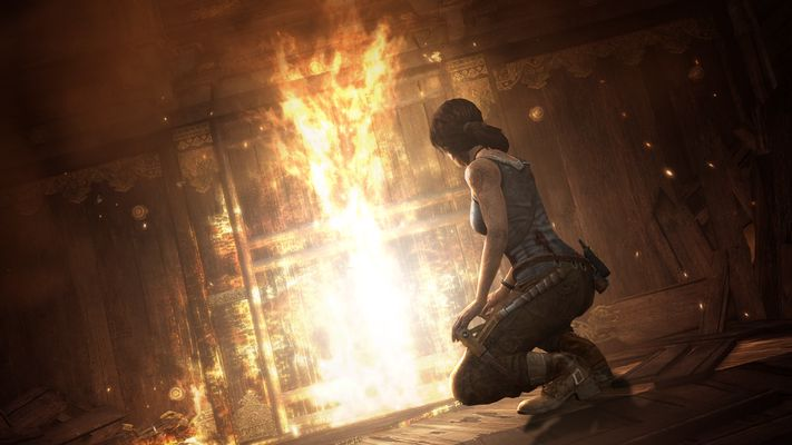 Tomb Raider: Definitive Edition