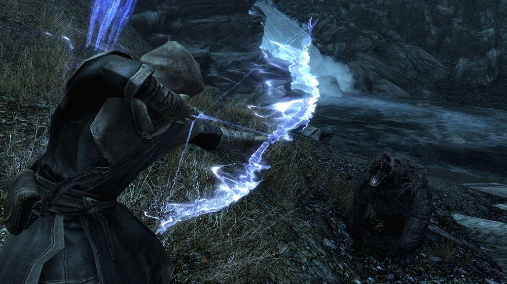 Skyrim har vært en kamp mot drager og døgnrytmen til Bjarte.