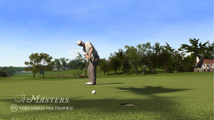 Tiger Woods PGA Tour 12