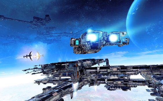 X Rebirth lovar å by på galaktiske utfordringar.