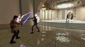 Kinect Star Wars kom ut i 2012, men fikk lunken kritikk.