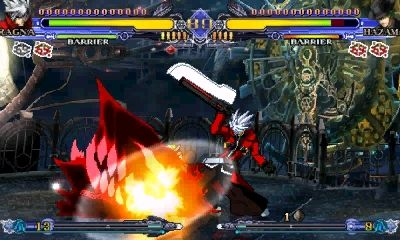 BlazBlue: Continuum Shift 2