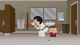 Som vanleg byr South Park-gjengen på luguber underhaldning.