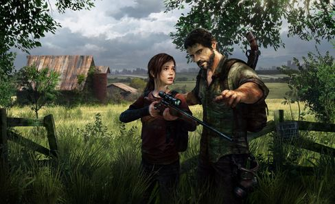 The Last of Us. (Sony Computer Entertainment).