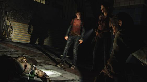 The Last of Us byr på ei svært filmatisk speloppleving.