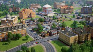 Skjermbilde fra SimCity (Skjermbilde: Maxis/EA).
