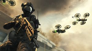 Call of Duty: Black Ops II alternerer mellom fortid og fremtid.