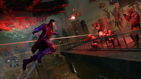 Saints Row IV. (Deep Silver).