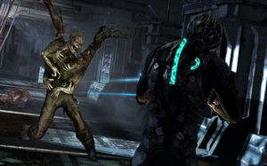 Dead Space 3.