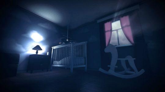 I Among the Sleep spelar du som eit to år gammalt barn.