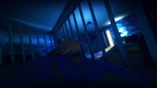 Among the Sleep ble lansert tidligere i år – mye på grunn av Kickstarter-midlene.