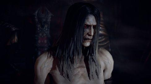 Du ser litt sliten ut, Dracula.
