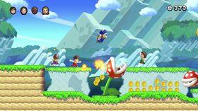 New Super Mario Bros. U er plattformhopping på sitt aller beste.