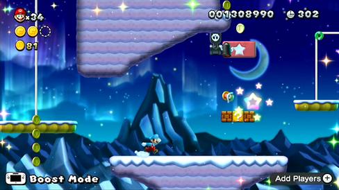 Presse som mottok tidlig tilgang på New Super Mario Bros. U kunne ikke omtale fire av ni verdener.