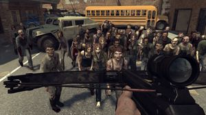Få likte The Walking Dead: Survival Instinct.