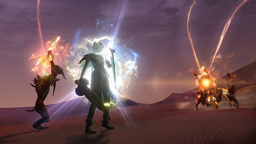 Lightning Returns: Final Fantasy XIII har eit av dei beste kampsystema i serein.