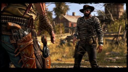 Call of Juarez: Gunslinger. (Bilde: Ubisoft).