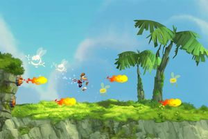 Rayman: Jungle Run