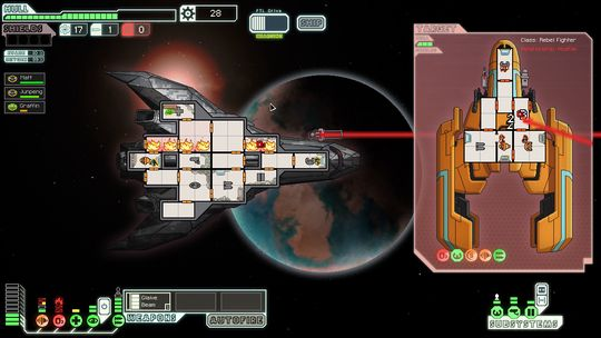 FTL – Faster Than Light.
