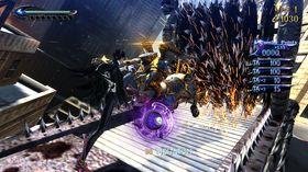 Det blir non stop action i Bayonetta 2.
