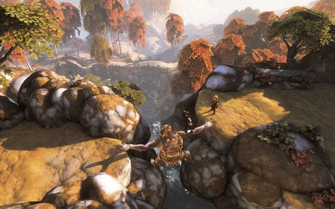 Brothers: A Tale og Two Sons. (505 Games).