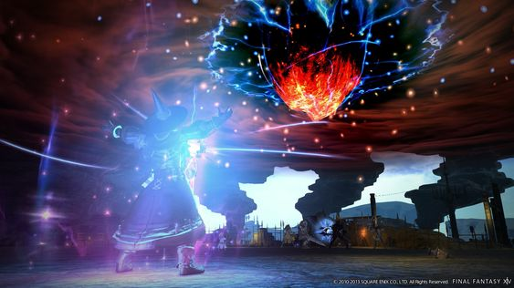 Naoki Yoshida har lange planer for Final Fantasy XIV.