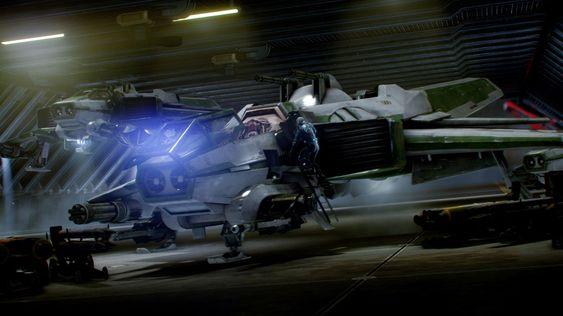 Star Citizen: Squadron 42 har tjent godt med penger gjennom folkefinansiering og tidlig tilgang på sine moduler.