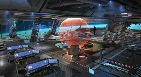 Squadron 42 er en åndelig oppfølger til Wing Commander-serien.