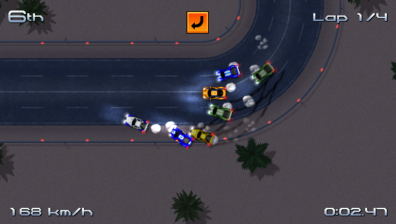 Rush Rush Rally Racing