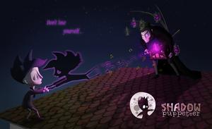 En skyggemester er skurken i dette spillet. (Bilde: Sarepta Studio).