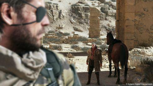 Artikkelforfatter likte ikke Metal Gear Solid V: The Phantom Pain så godt på grunn av at det ikke var avgrenset.
