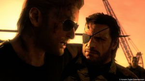 Metal Gear Solid V: The Phantom Pain.