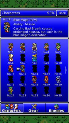 Final Fantasy: All The Bravest