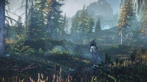 The Witcher 3: Wild Hunt tek oss med på eit langt og mørkt eventyr.