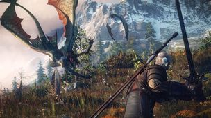 Se 40 minutter fra The Witcher 3 på Switch