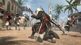 Assassin's Creed IV: Black Flag.