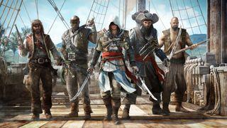 Musikken i Assassin's Creed IV: Black Flag ble godt fremført.