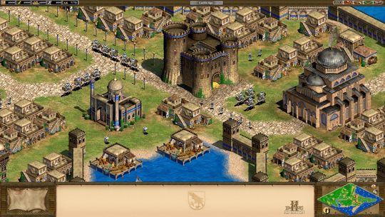 Age of Empires II: HD Edition.