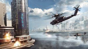 Battlefield 4 trenger mer arbeid før det fungerer feilfritt.