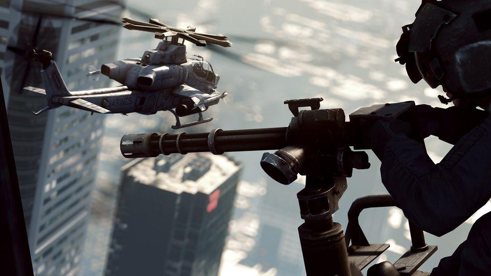 Nå kan du hjelpe til med å forbedre Battlefield 4
