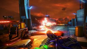 Far Cry 3: Blood Dragon er ikke helt som andre skytespill.