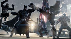 Batman får bråstopp på Wii U.
