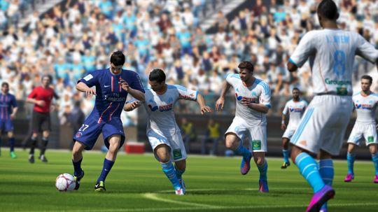 FIFA 14.