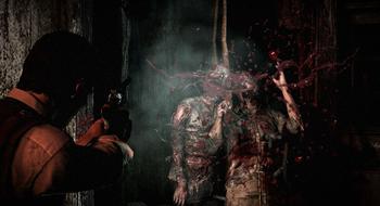 Mye blod og gørr i fersk The Evil Within-trailer