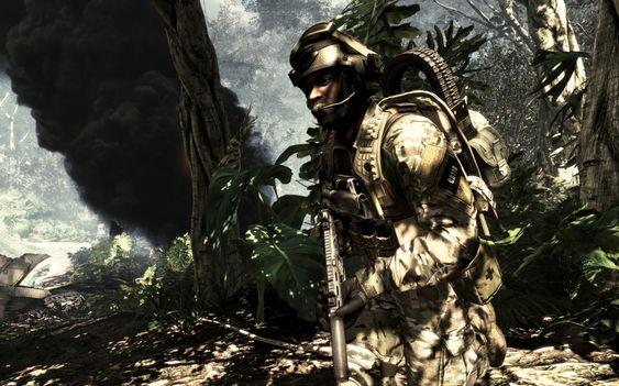 Aldri eit år utan Call of Duty.