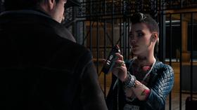 Mobiltelefonen blir eit viktig våpen i Watch Dogs.
