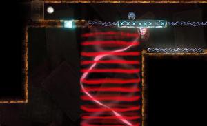 Som navnet gir et lite hint om, blir elektrisitet et viktig tema i spillet. (bilde: Rain Games).