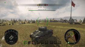 Tida er inne for å sprenge ei stridsvogn.
